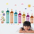 Виниловые наклейки на стену с рисунком Монтессори, для детских комнат, для учебы, для детей, с рисунком из мультфильма, с рисунком из мультфи...