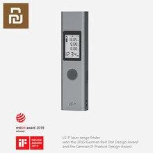 オリジナルデュカレーザレンジファインダ 25/40 メートル LS P/LS 1S ポータブル usb 充電器高精度測定レーザー範囲ファインダー