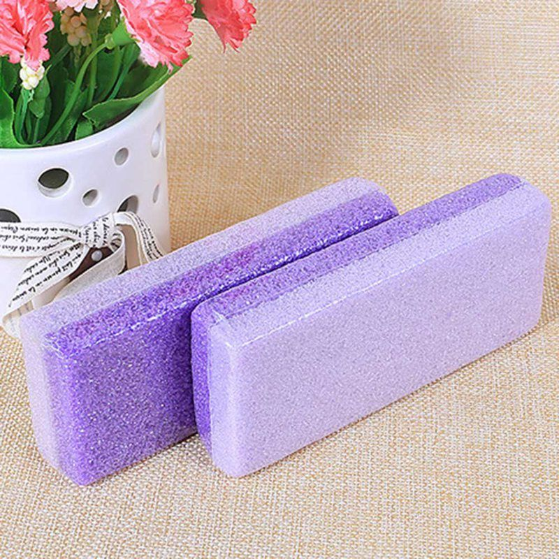 1pc Pedicure/Foot Care Foot Pumice Stone Pedicure Tools For Foot Rub Your Feet's Dead Skin Make Feet Smooth And Comfortable