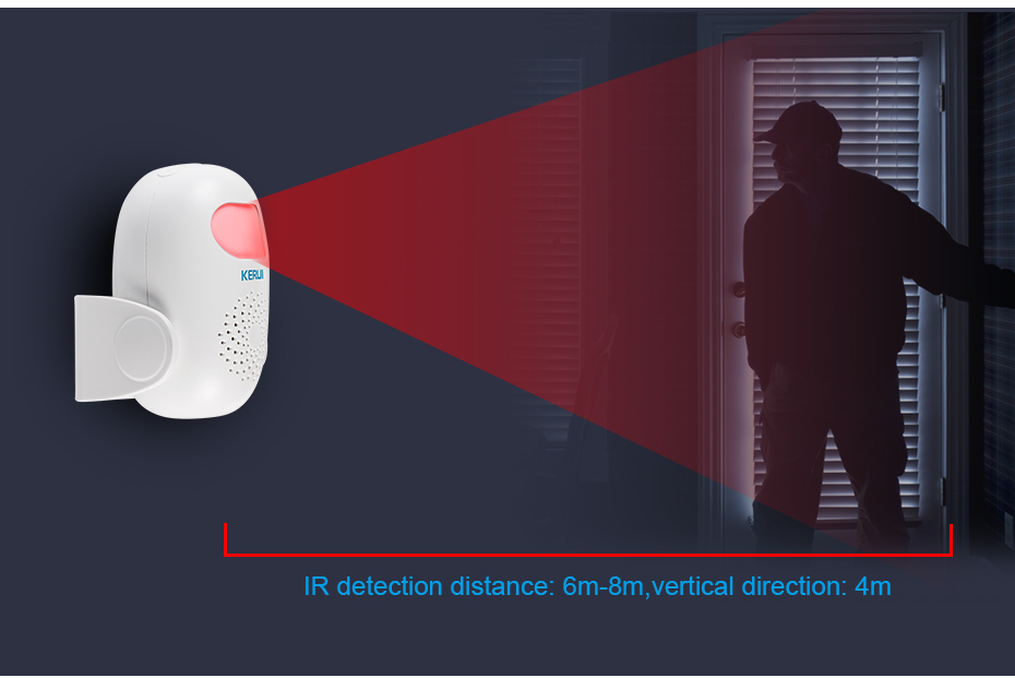 Smart Home Security Alarm