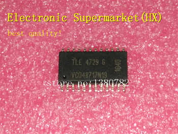 Free Shipping 50pcs/lots TLE4729G TLE4729 SOP-24 IC in stock! - DISCOUNT ITEM  0% OFF All Category