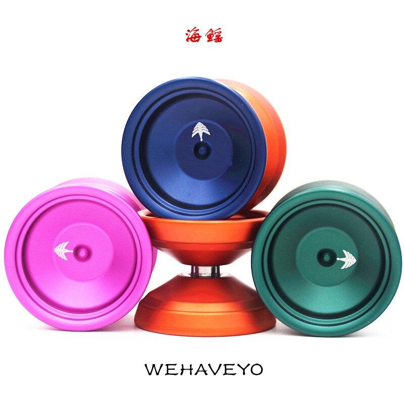 New Arrive WEHAVEYO Haia YOYO Alloy Professional Yo-Yo 1A 3A
