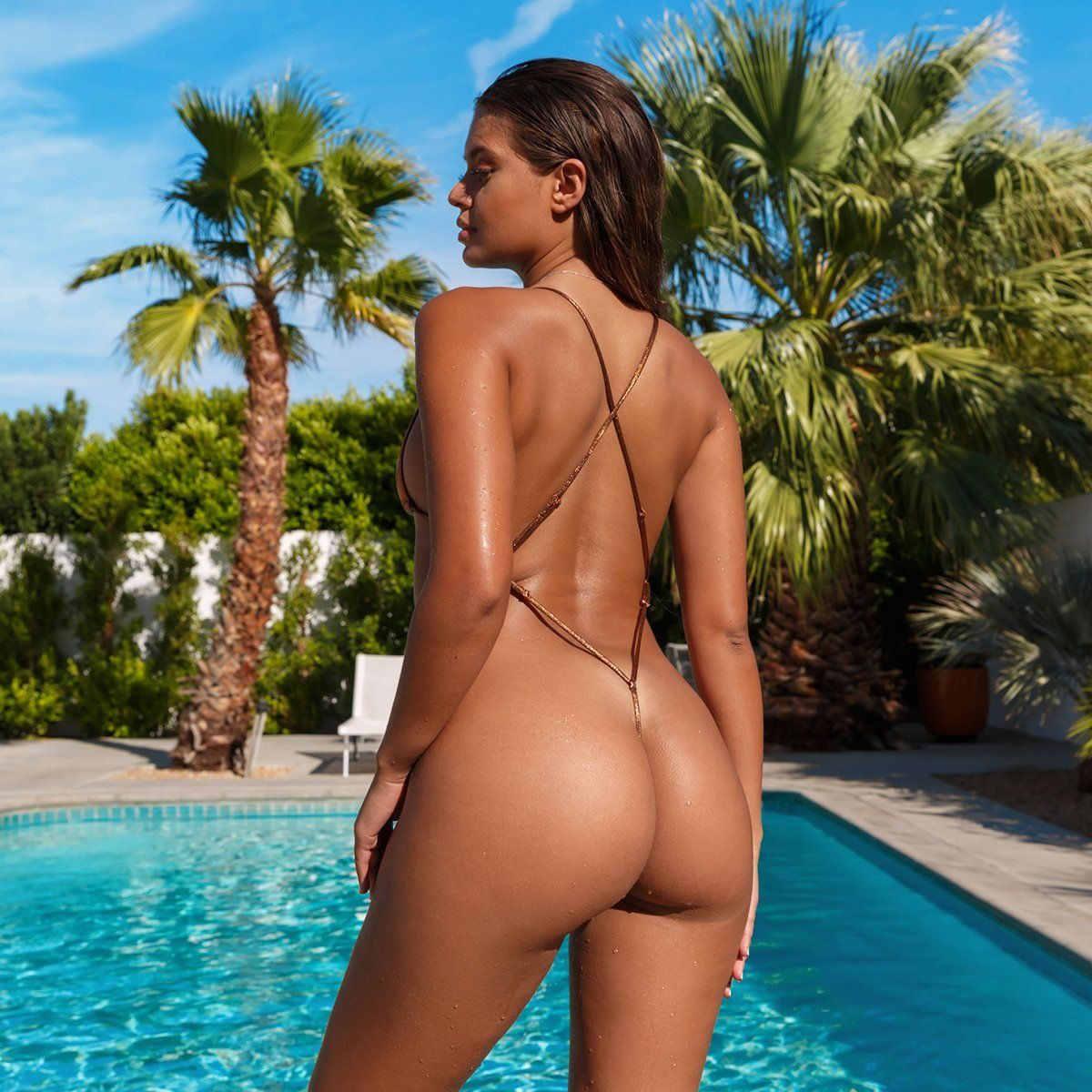 Đồ Bơi Gợi Cảm Tanga Thông Bikini Neon Monokini 1 Bộ Đồ Bơi Nữ Micro Quần Bơi Đầu + Đáy + Lưới Coverup