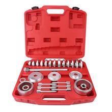 цены 31Pcs Universal Wheel Drive Bearing Removal Installation Tool Kit automotive repair hand tools Domestic Delivery