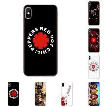 Red Hot Chili Peppers Fashion For Galaxy Alpha Note 10 Pro A10 A20 A20E A30 A40 A50 A60 A70 A80 A90 M10 M20 M30 M40(China)