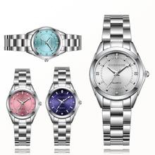 CHRONOS Elegant Women Watch Luxury Ladies Fashion Brand Wristwatch Japan Movement Stainless Steel Gift for Female Girlfriend