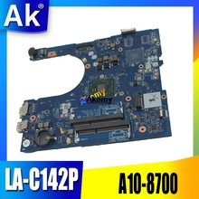 CN-0GD4HR 0GD4HR GD4HR LA-C142P w A10-8700P CPU para Dell Inspiron 5455 de 5555 de 5755 PC portátil placa base a prueba(China)