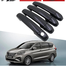 For Suzuki Ertiga Chrome Carbon Car Exterior Accessories Doo