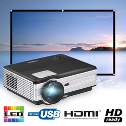 X89 LED Smart projector Full HD Android WiFi Projector Video Home Cinema Built in Bluetooth Media Video player