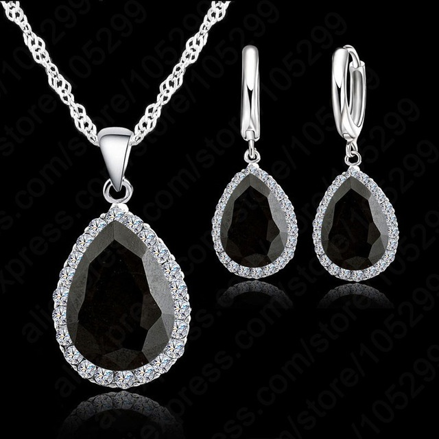 Hottest-925-Sterling-Silver-Necklace-Jewelry-Set-Water-Drop-Cubic-Zircon-Crystal-Necklaces-Wedding-Necklace-Pendants.jpg_640x640 (4)