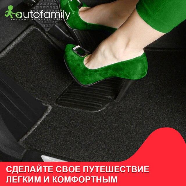 напольный коврик для AUDI Q5 АКПП 2008-2016, внед.,водонепроницаемый не боится грязи коврик , 4 шт. (текстиль)