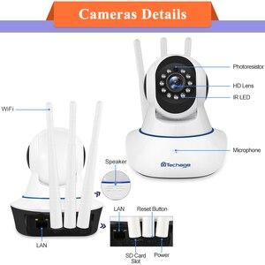 Image 5 - Yoosee 1080P Wireless IP Camera Pan Tilt 2MP Dome Indoor Two Way Audio CCTV WiFi Camera Baby Monitor Video Security Surveillance