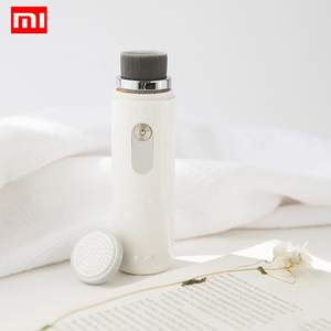 Xiaomi Waterproof Electric Facial Cleanser Face Cleaning Skin Pore Cleaner Body Cleansing Massage For Home With 3 Brush Heads