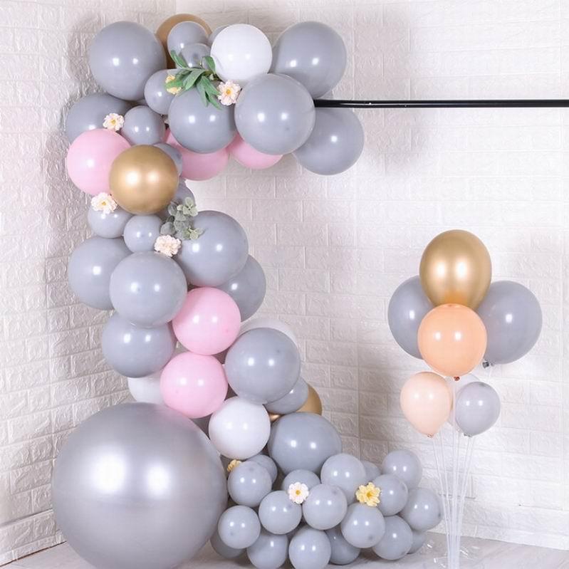 20pcs-30pcs-50pcs-5inch-10inch-Pastel-Grey-Balloons-Matte-Gray-Macaron-Balloon-Wedding-Decorations-Birthday-Party (5)