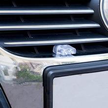 Vehemo 2pcs Cars Alarm Alertor Roadkill Universal Front Auto Parts