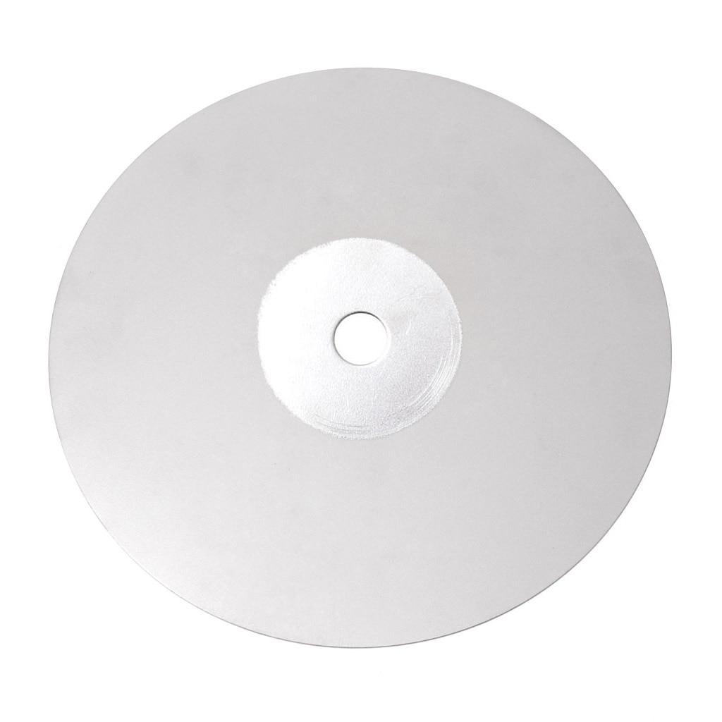 6Inch Grit 80-3000 Diamond Coated Flat Lap Wheel Jewelry Grinding Polishing Disc Drop Ship Support