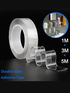 Magic-Tape Clear Nano Transparent Washable Waterproof 3m Reuse No-Trace