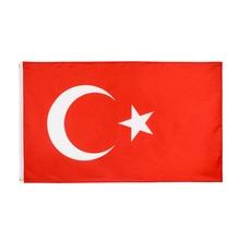 Johnin drapeau de turquie