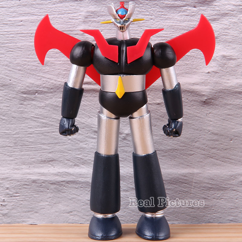 Mazin Go! <font><b>Mazinger</b></font> <font><b>Z</b></font> Action <font><b>Figure</b></font> Mazinkaiser PVC Collectible Model Robot Toy Gift for Boys image