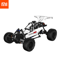 Xiaomi Mitu Building Blocks Robot Desert Racing Car & Smart Road Racing & Smart Four wheel Drive SUV Educational Toys Kids Gift