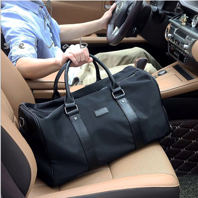 2019 New Hot Men And Women Travel Bag Korean Canvas Bag Luxury High Quality Large Capacity Luggage Bag Fashion Travel Bag