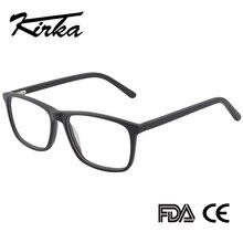 Siyah gözlük erkekler asetat gözlük erkek gözlük çerçeveleri optik şeffaf lensler gözlük çerçeveleri miyopi gözlük çerçeveleri erkekler için