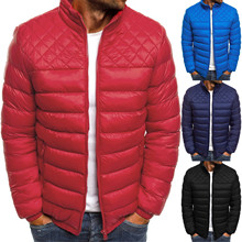 Jackets Clothing Coats Warm Winter Mens Men'sdown Male Thick Sports -C