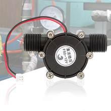 Mini générateur Hydro 12V 10W cc, Turbine de flux d'eau, générateur de Conversion d'énergie, bricolage