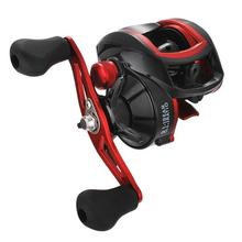 цена на 18*1BB Metal Baitcasting Fishing Reel 8.1:1 ratio Long Shot Left / Right Hand Fishing Wheel Bait Casting Fishing Reel