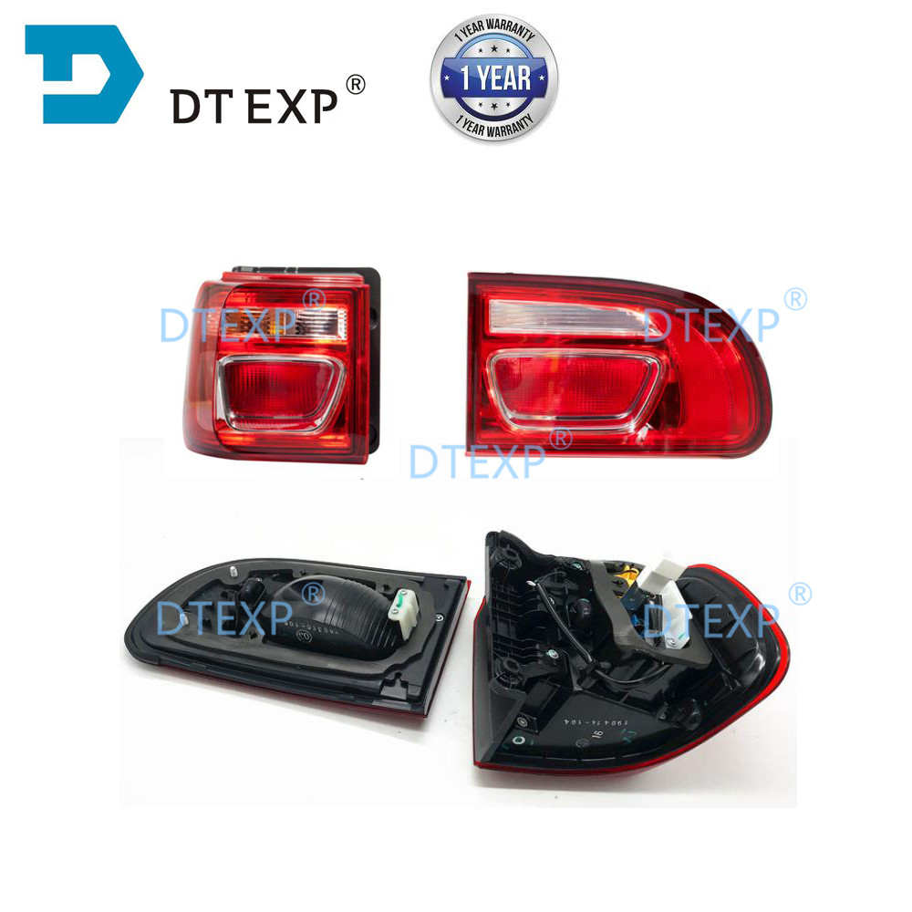 1 Piece Tail Light For DELICA L400 Warning Lamp For M5 Tail Lamp WITH BULBS Rear Lights Warning Lights Clearance Lights