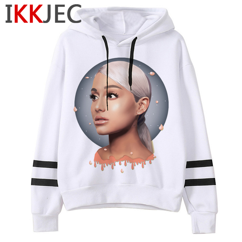 Ariana Grande Thank You,next Harajuku Hoodies Women/men Ullzang 7 Rings Hip Hop Sweatshirt Don't Call Me Angel Hoody Female/male