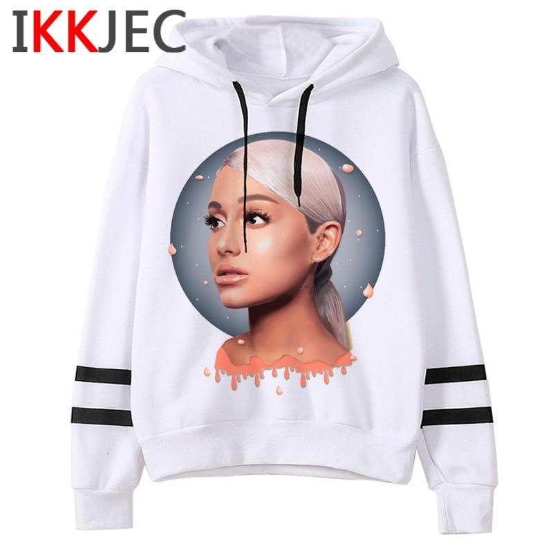 Ariana Grande Thank You,next Harajuku Hoodies Women/men Ullzang 7 Rings Hip Hop Sweatshirt Don't Call Me Angel Hoody Female/male