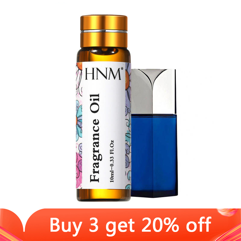 HNM – huile essentielle pour humidificateur, parfum de bois de santal, thé noir, Rose, fumée, ciel, Agarwood, 10ML