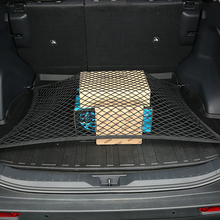 Pflege Auto Stamm Gepäck Lagerung Fracht Veranstalter Nylon Elastische Mesh Net Festen Gegenstände Zu Verhindern Schiebe Für Rav4 2020