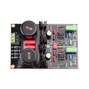Image 3 - כפול Phono פטיפון מגבר עם לבחירה MM/MC עבור התקליט ויניל