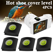 Shoe-Protector-Cover Camera DSLR Sony A6000 Canon for Bubble-Spirit-Level GK99 Hot 4pcs/Set