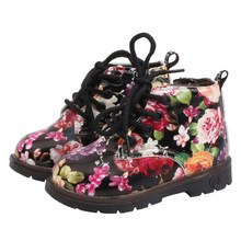 Buy COZULMA Children Fashion Boots for Girls Baby Boys Martin Boots Kids Flower Shoes Children Sneakers for Boys Girls Snow Boots directly from merchant!
