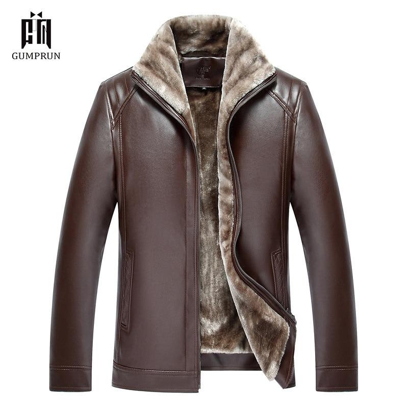 2019 NEW Men's Leather Jacket Motorcycle Leather PU Baseball Biker Jacket Coat Autumn Winter Outwear Windbreaker Male PU Jackets