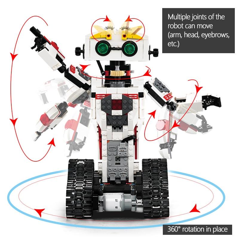 Cada C51027 RC Transformation Robot