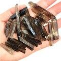 100 г натуральный дымчатый лемурийский кварцевый камень, необработанные камни, образец минерала, натуральные кварцевые кристаллы