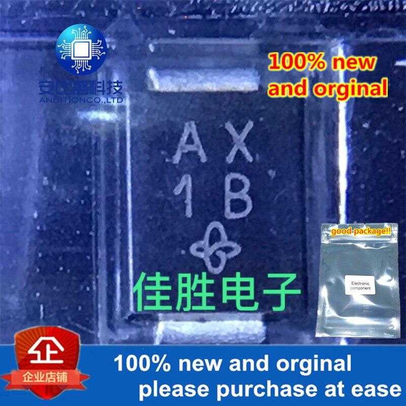 50pcs 100% New And Orginal SMBJ10CA DO214AA Sik-screeen AX In Stock