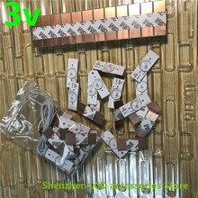 50ピース/ロット15 17 19 22 24インチ27インチ修正ledキット液晶テレビ3v 6vモニターledバックライトを使用して修理ランプビーズ100% 新
