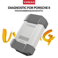 VXDIAG obd2 For Porsche II USB/WIFI diagnostic tool scanner automotivo programming car tester For Porsche 2005 2016 year