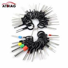 Cables para placas de circuitos, arnés, Terminal de extracción, Conector de selección, Pin de crimpado, aguja trasera conjunto de herramientas de extracción