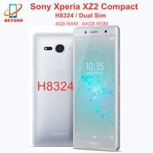 Sony Xperia XZ2 Compact H8324 Dual Sim telefon komórkowy 4G LTE 5.0