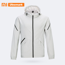 Xiaomi 2020 New Men's Summer Thin Jacket Long Sleeve Clothing Out Breathable Bom
