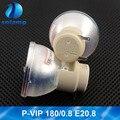 100% Оригинальный P-VIP 180/0. 8 E20.8 Лампа для проектора Osram EC. K0100.001 для X110P X111 X112 X113 X113P X1140 X1140A X1161 X1261