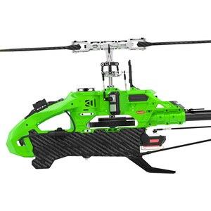 Image 3 - Tarot rc 550 550PRO RC Kit hélicoptère Version MK55A00 MK55PRO 1048mm télécommandé Copter en Fiber de carbone et cadre métallique sans mouche