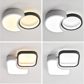 Simple Led Ceiling Light Decoration Small Modern Ceiling Lamp for Home Living room Dining orom Corridor light Aisle Lamp Bedroom modern led ceiling light for living room bedroom corridor aisle kitchen light balcony ceiling lamp corridor lamp fixtures