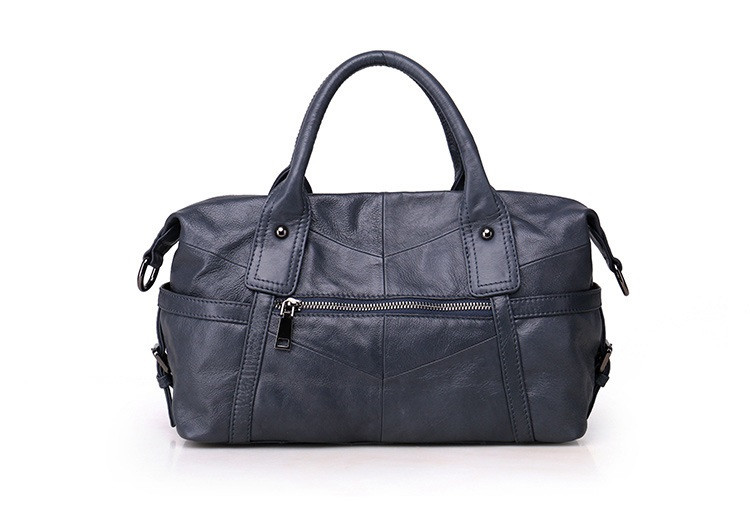Women Genuine Leather Bag Female Real Cow Leather Handbag Crossbody Bags For Women Shoulder Bag Large Capacity Ladies Tote